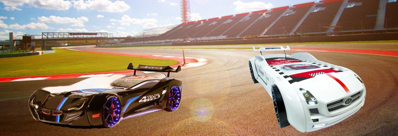 street racer autobed