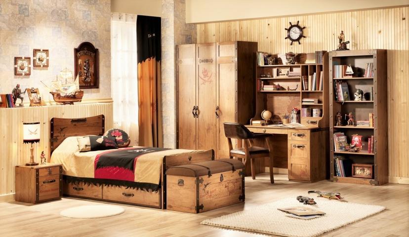 een jongenskamer in het thema piraten van top kwaliteit hieronder vindt u alle meubels uit deze geweldige kinderkamer