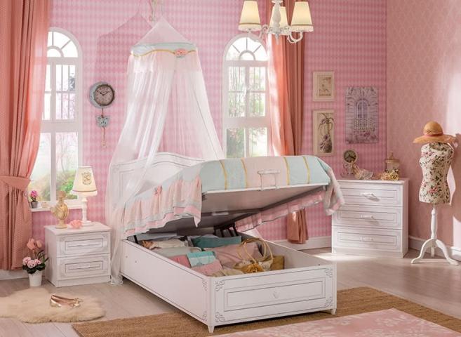 Kinderkamer Vlinder Compleet : Emily meisjes kamer kinderkamer specialist in kinderkamers en