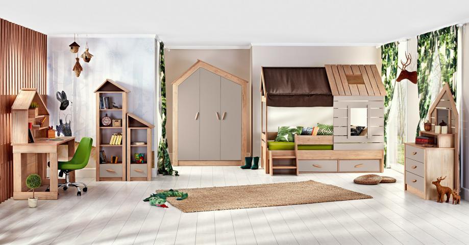 Cento kinderkamer houtlook, inspiratie jongenskamer, inspiratie houtlook meisjeskamer