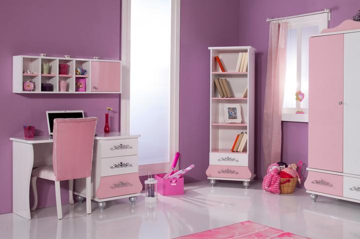 Prinses Kinderkamer Set : Prinses kinderkamer meisjeskamer roze specialist in kinderkamers