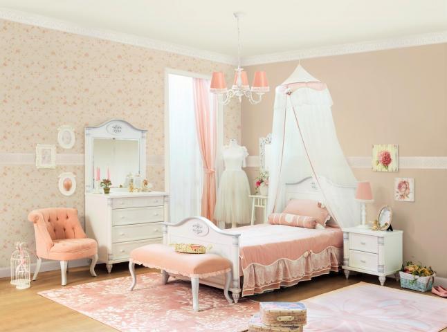 Kinderkamer Vlinder Compleet : Romantic meisjes kamer kinderkamer specialist in kinderkamers en