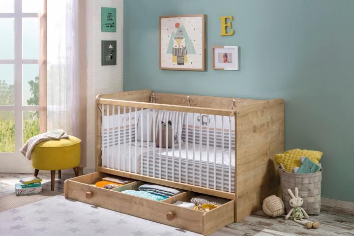 Babykamer Van Hout.Stockholm Babykamer Hout Look Specialist In Kinderkamers En Slaapkamers