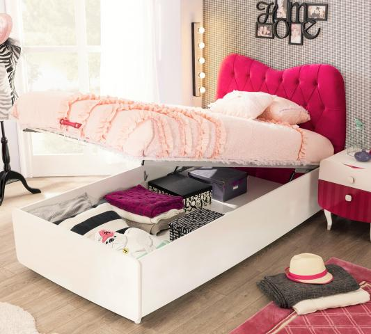 Sweety kinderbed boxspring