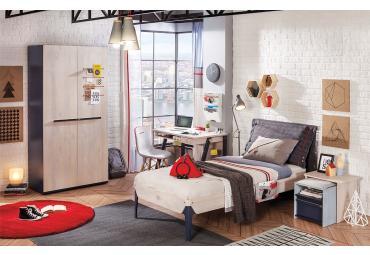 University kinderkamer tienerkamer slaapkamer