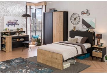 New York tienerkamer slaapkamer