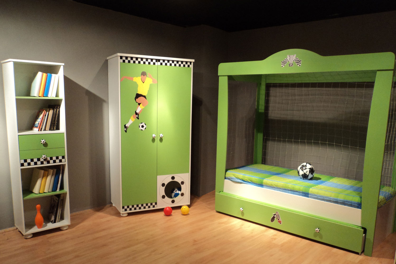 voetbal pro soccer kinderkamer specialist in kinderkamers en, Deco ideeën