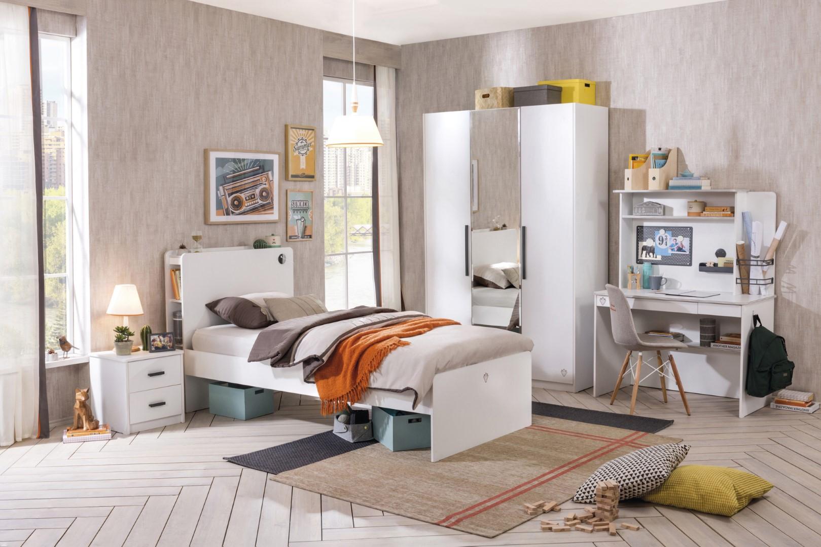 California tienerkamer slaapkamer