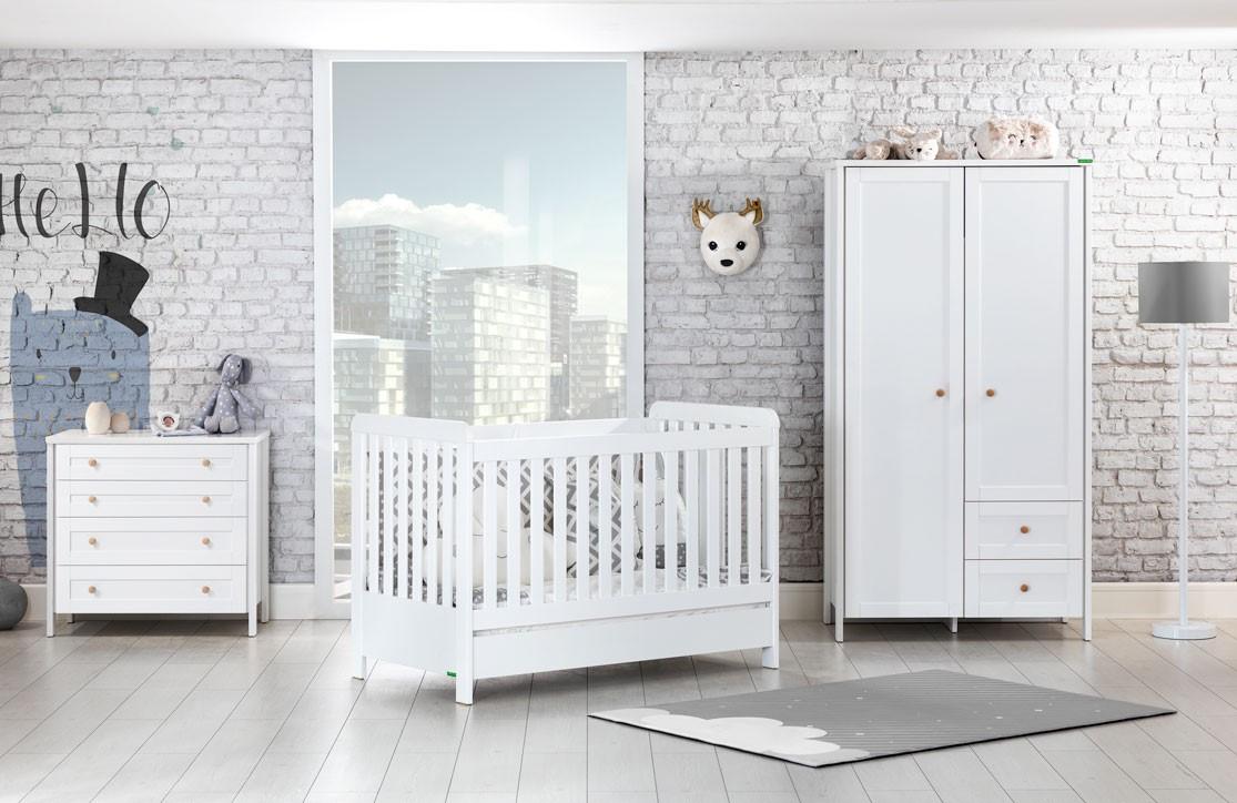 Florence witte babykamer