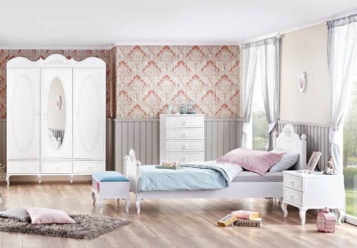 Sofia kinderkamer slaapkamer