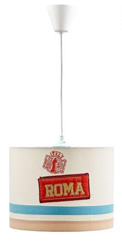 Tivoli hanglamp kinderkamer jongenskamer meisjeskamer, witte lamp