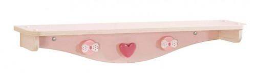 Babykamer roze baby kamer wandschap