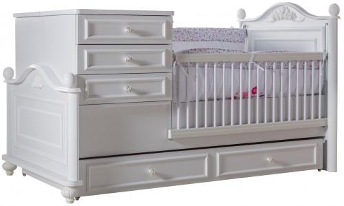 Bella baby bed peuterbed meisjeskamer