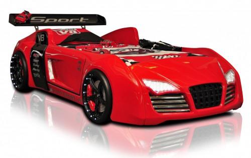 Autobed Racebed V8 Turbo kinderbed