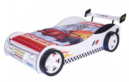 Autobed Racebed V4 Special F1 style jongensbed