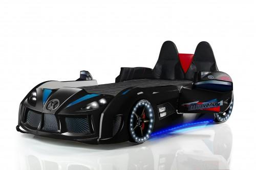 Autobed Revolution GT jongenskamer