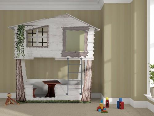 Tree House boomhut kinderbed