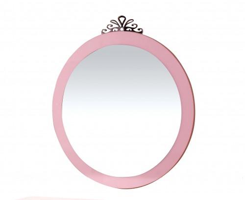 prinses roze spiegel kinderkamer meisjeskamer