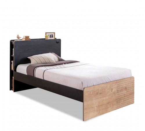 New York twijfelaar tiener bed slaapkamer