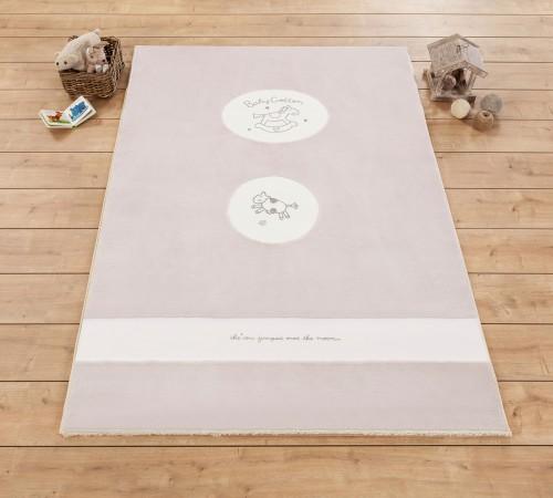 Sachsa tapijt vloerkleed babykamer peuterkamer