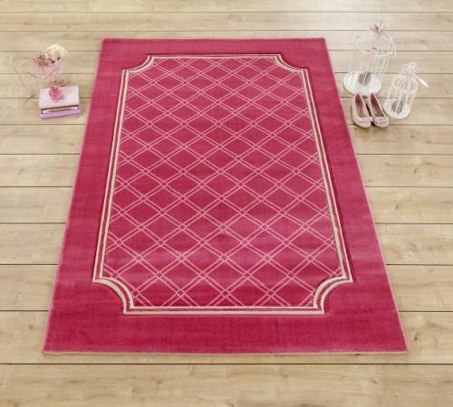 Sweety rood roze tapijt meisjeskamer kinderkamer accessoires meisjeskamer