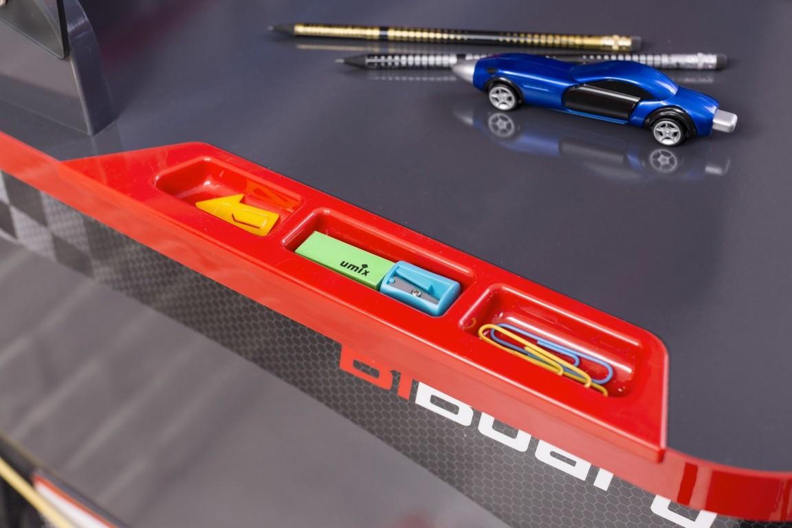 Racer kinderbureau auto jongenskamer specialist in kinderkamers en