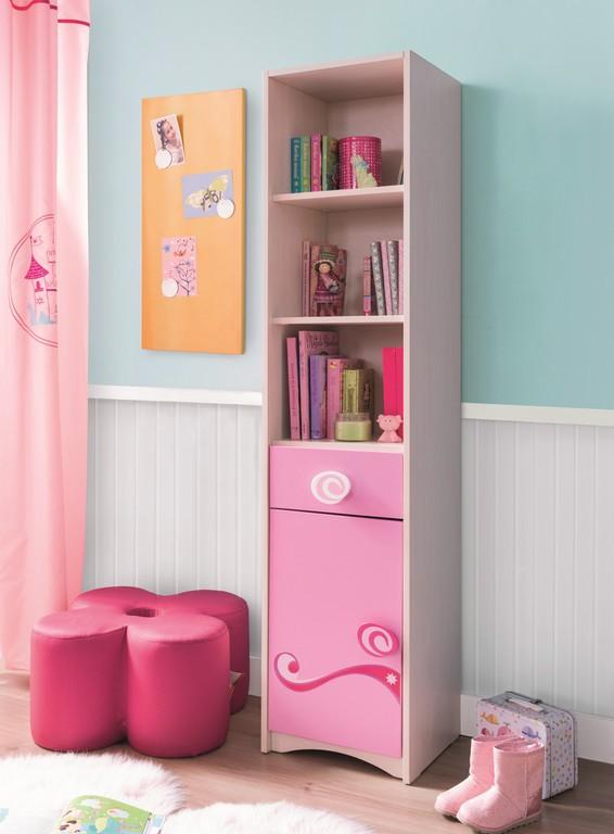 Elsa boekenkast kinderkast meisjeskamer Specialist in kinderkamers ...
