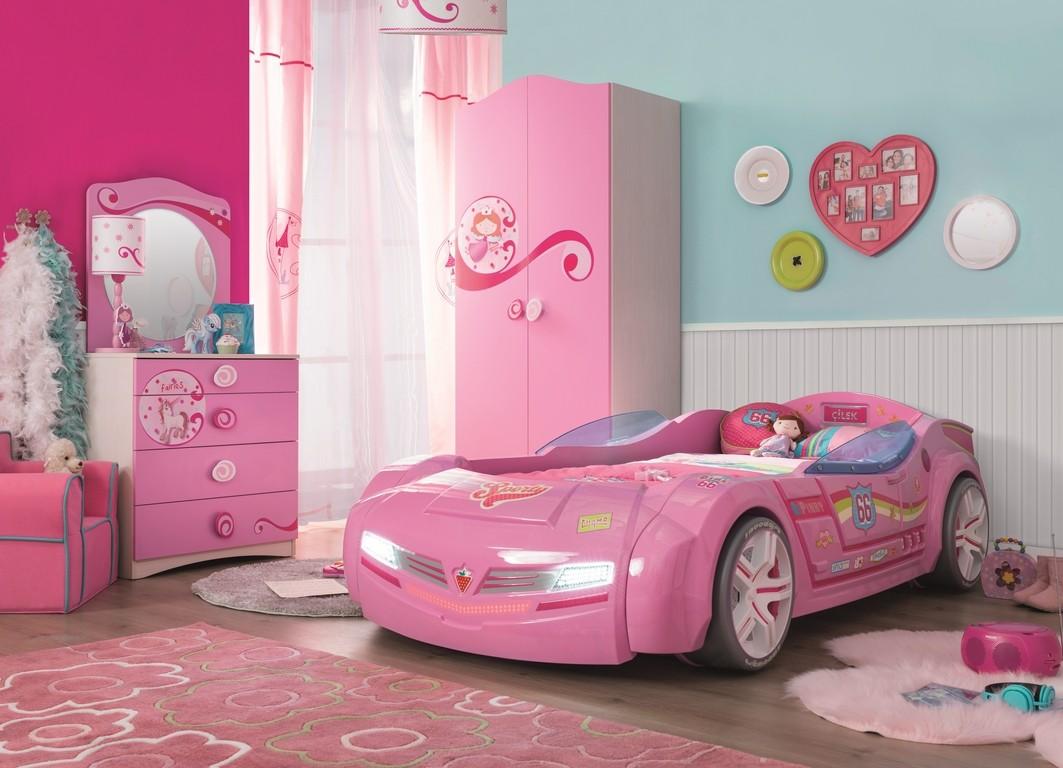 Gordijnen Babykamer Roze : Elsa roze gordijn prinsessenkamer gratis verzending! specialist in