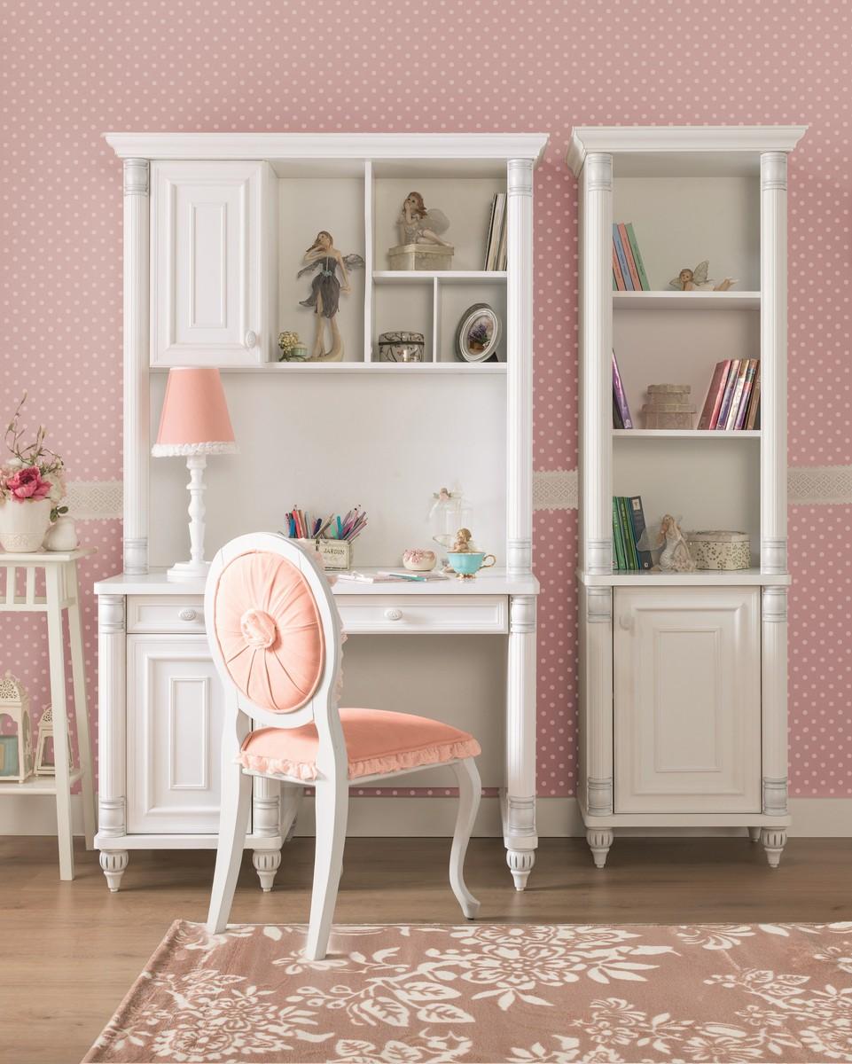 Romantic boekenkast meisjes kamer Specialist in kinderkamers en ...