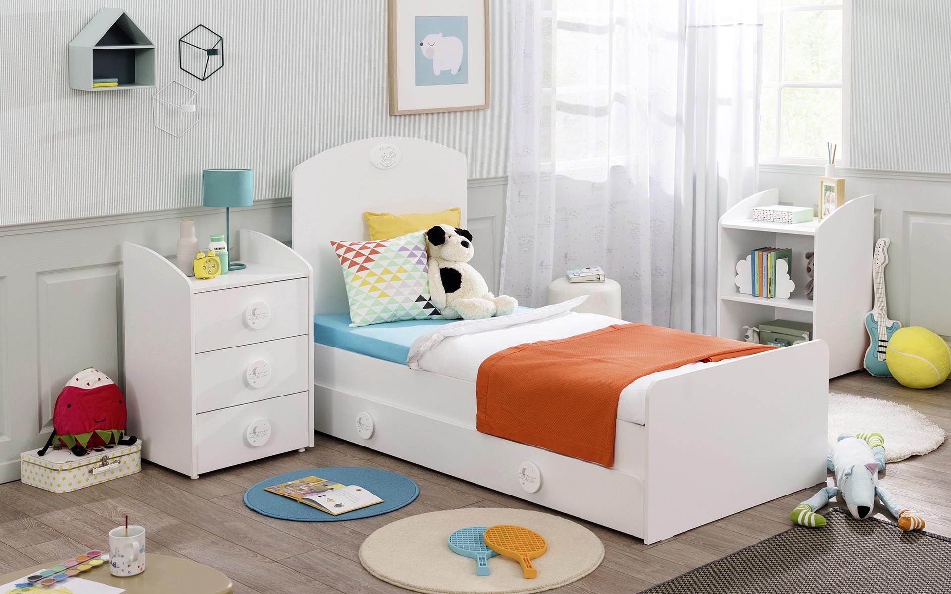 Gordijn Babykamer Babykamers : Sachsa gordijn licht babykamer specialist in kinderkamers en
