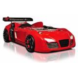 Autobed / Racebed V8 Turbo | rood kinderbed
