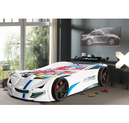 Autobed racebed BLX Wit | PRE ORDER A
