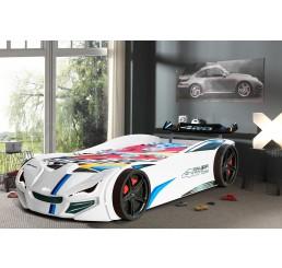 Autobed racebed BLX Wit