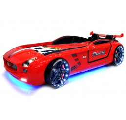 Autobed Roadster | Red Sport edition