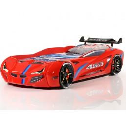 Autobed Racebed Street Racer | rood kinderbed