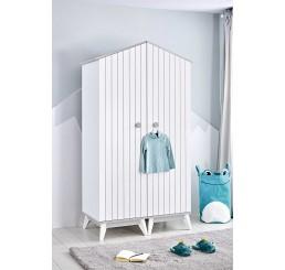 Birdy 2-deurs kledingkast babykamer peuterkamer