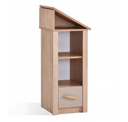 Cento boekenkast kast huisje klein kinderkamer