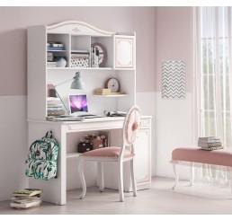 Emily Pink bureau groot compleet meisjeskamer