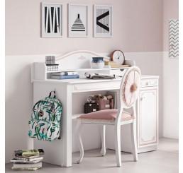 Emily Pink bureau compleet meisjeskamer