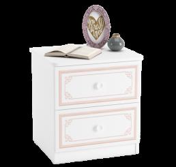 Emily Pink nachtkastje meisjeskamer