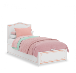 Emily Pink meisjesbed opbergbed 200 x 100 cm