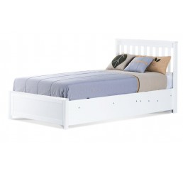 Florence opbergbed boxspring tienerkamer 200 x 100 cm