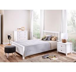 Florence twijfelaar bed tienerkamer slaapkamer 200 x 120 cm