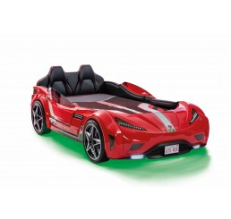 Autobed GTS Racer Rood | Showroommodel