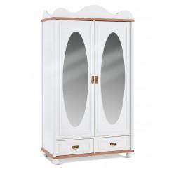 Capri kledingkast 2-deurs kinderkamer