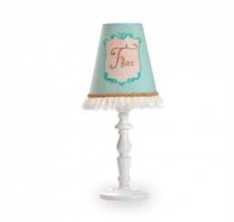Paradise tafellamp meisjeskamer
