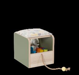 Montes peuterstoel stoeltje babykamer
