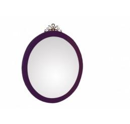 Prinses Paars spiegel meisjeskamer prinsessenkamer