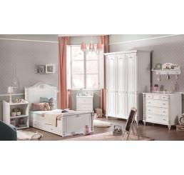 Romantic babykamer | 3 delige set 160 x 75 cm