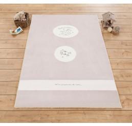 Sachsa babykamer tapijt vloerkleed